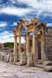 Hadrian Temple Royalty Free Stock Photos