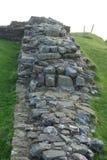 Hadrians vägg i UK Royaltyfria Foton