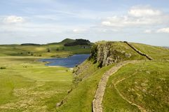 Free Hadrians Wall Stock Photo - 2641150
