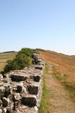 Hadrians Wall, Stock Images