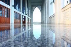 hadyai wnętrza meczet Fotografia Royalty Free