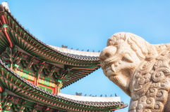 Haechi Statue Royalty Free Stock Photography