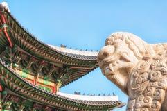 Haechi Statue Royalty Free Stock Photography