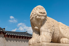 Haechi Statue Stock Photography