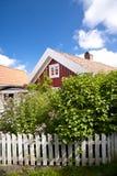 Haellevikstrand Στοκ φωτογραφίες με δικαίωμα ελεύθερης χρήσης
