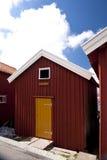 Haellevikstrand Στοκ Φωτογραφία