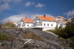 Haellevikstrand Στοκ Εικόνες