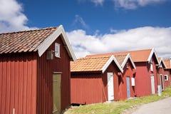 Haellevikstrand Royalty Free Stock Photos