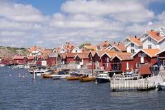 Haellevikstrand Stock Photo
