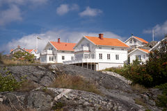 Haellevikstrand Stock Images