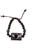 Haematite Bracelet Royalty Free Stock Photo