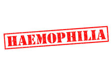 HAEMOPHILIA Stock Photo