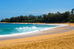 Haena beach Royalty Free Stock Image