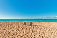 Haenastrand in het eiland van Kauai, Hawaï Stock Fotografie