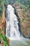 Haew纳罗克(地狱峡谷)瀑布, Kao亚伊国家公园, Tha 免版税库存图片
