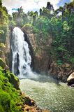 Haew Narok (chasm of hell) waterfall, Kao Yai national park, Tha Stock Image