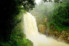 Haew Narok (chasm of hell) waterfall, Kao Yai national park, Tha Royalty Free Stock Images