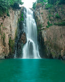 Haew Narok (chasm of hell) waterfall, Kao Yai national park, Tha Stock Images
