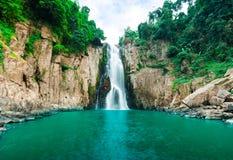 Haew Narok (chasm of hell) waterfall Stock Photos