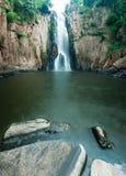 Haew Narok (chasm of hell) waterfall Royalty Free Stock Photography