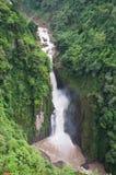 Haew narok waterfall Royalty Free Stock Photo