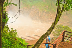 Haew Narok Waterfall Royalty Free Stock Photography