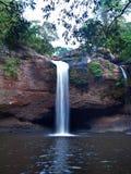 Haew Suwat Waterfall Royalty Free Stock Images
