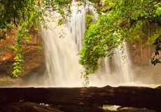 Haew Suwat Waterfall Royalty Free Stock Photos
