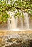 Haew Suwat Waterfall Stock Images