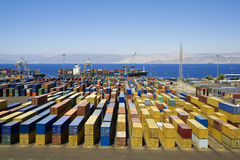 Hafen Lizenzfreies Stockfoto