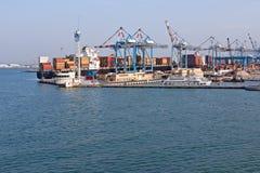 Hafen Lizenzfreie Stockfotos