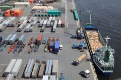 Hafen Stockfotos
