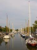 Hafen stockfoto