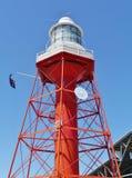 Hafen Adelaide in Australien Stockbild