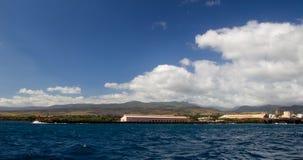 Hafen Allen, Kauai, Hawaii Stockbilder