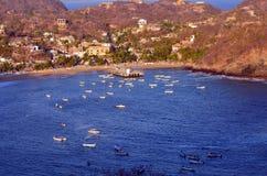 Hafen Angeles, Mexiko Lizenzfreie Stockbilder