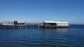 Hafen Angeles, Washington Lizenzfreies Stockfoto