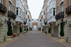 Hafen-Bereich fällt herein Punkt in Baltimore, Maryland stockfotografie
