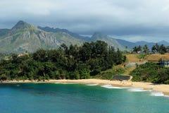 Hafen Dauphin in Madagaskar Lizenzfreie Stockfotos