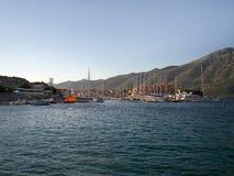 Hafen in Dubrovnik Lizenzfreie Stockfotografie