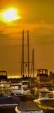 Hafen Elgin Ontario Harbor Stockfotografie