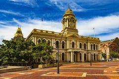 Hafen Elizabeth City Hall stockfotos