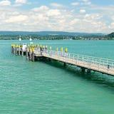 Hafen für Schiffe Lizenzfreies Stockfoto