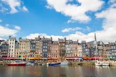 Hafen im Stadtzentrum gelegen Lizenzfreie Stockbilder