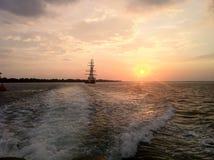Hafen Klang stockbild