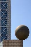 Hafen Olimpic - Barcelona - Spanien Lizenzfreie Stockfotografie