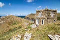 Hafen Quin in Cornwall Großbritannien England Stockbilder