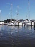 Hafen Str.-Micheal lizenzfreies stockbild