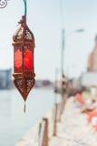 Hafen-Strand Lizenzfreies Stockbild