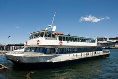 Hafen-Transport Lizenzfreies Stockbild